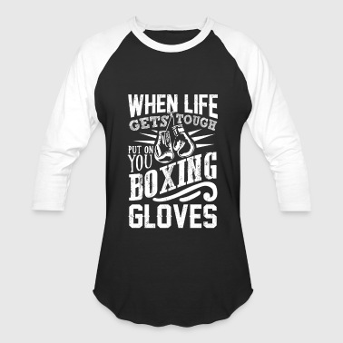 Boxing gloves - Baseball T-Shirt