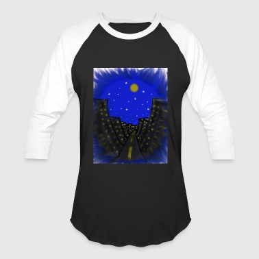 window - Baseball T-Shirt
