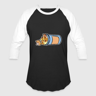 Hamster group - Baseball T-Shirt