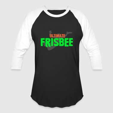 Ultimate frisbee - ultimate frisbee play - Baseball T-Shirt