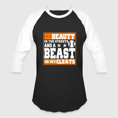Beast In My Cleats I'm A Beast In My Cleats T Shirt - Baseball T-Shirt