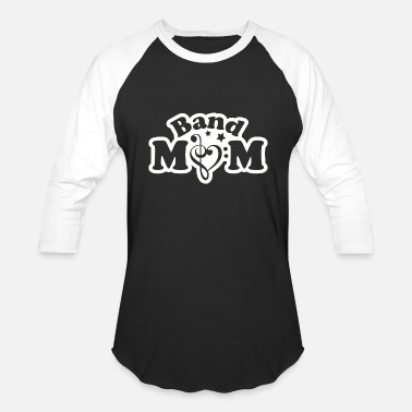 Funny Geek Tuba Band - band mom , marching band - Baseball T-Shirt