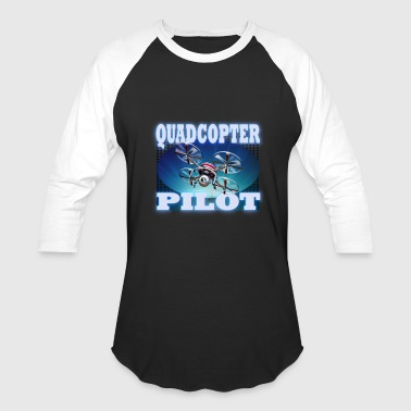 High Fliers drone pilot quadcopter - Baseball T-Shirt