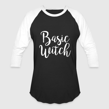 Scarlet Witch Witch - Basic Witch - Baseball T-Shirt