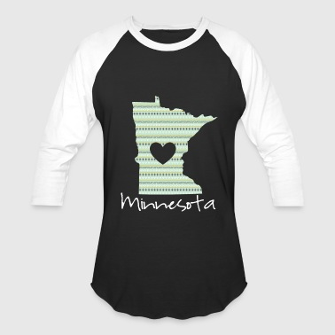 Minnesota - Baseball T-Shirt
