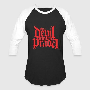 Devil Male the devil - Baseball T-Shirt