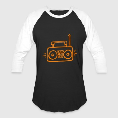 radio - Baseball T-Shirt