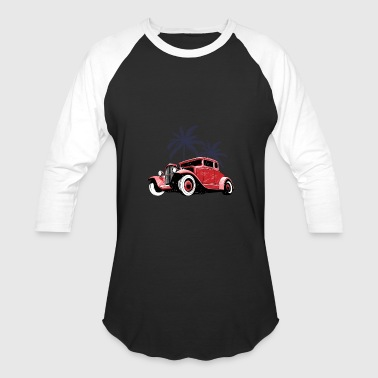 duece coupe - Baseball T-Shirt