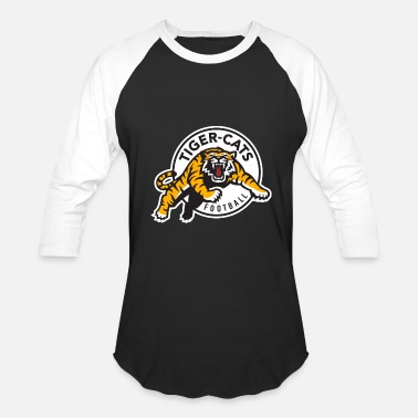 Tiger Hamilton Tiger Cats - Baseball T-Shirt