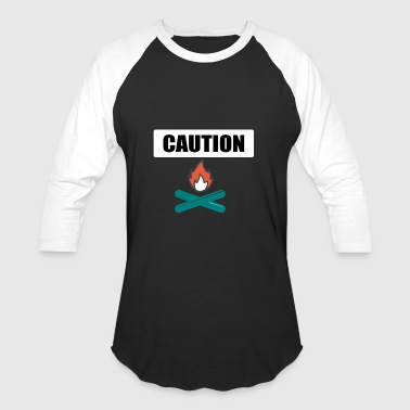CAUTION - Baseball T-Shirt