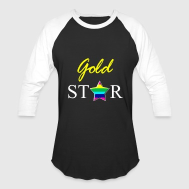 Gold Star - Gold Star - Baseball T-Shirt