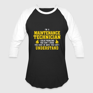 Maintenance engineer - maintenance engineer solv - Baseball T-Shirt