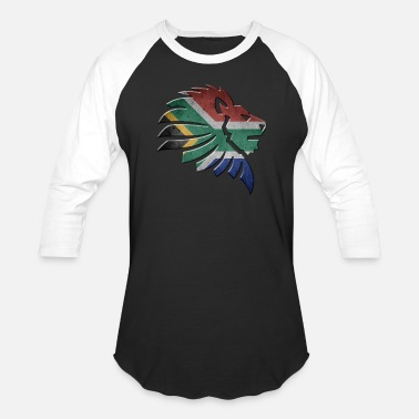 Gift For South Africa South Africa - Baseball T-Shirt