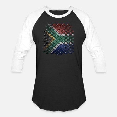 South Africa South Africa - Baseball T-Shirt