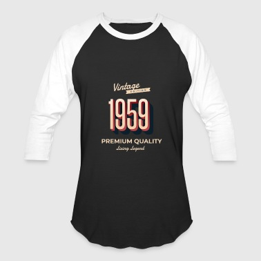 59th birthday - 1959 - Baseball T-Shirt