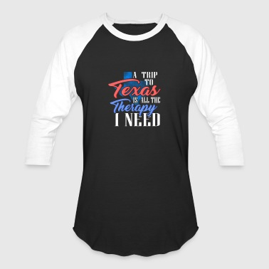 Texas I love Texas tshirt - Baseball T-Shirt