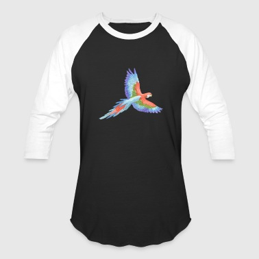 Ara Parrot Ara Animal Shirt - Baseball T-Shirt