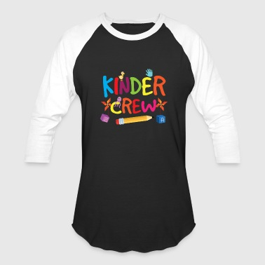 Kinder Crew - Baseball T-Shirt