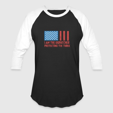 911 dispatcher shirts - Baseball T-Shirt