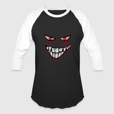 Scary Halloween - Scary - Baseball T-Shirt