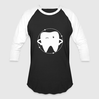 Bunny Tooth Tooth - Cute Tooth - Baseball T-Shirt