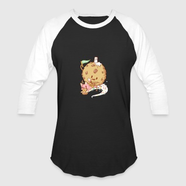 Cake Woman Cake Delivery - Baseball T-Shirt