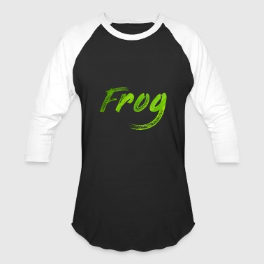 Senor Frog - Baseball T-Shirt