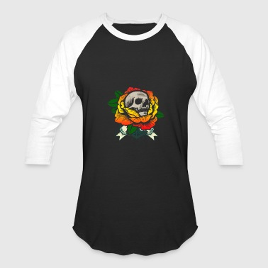 Old School Tattoo - Baseball T-Shirt