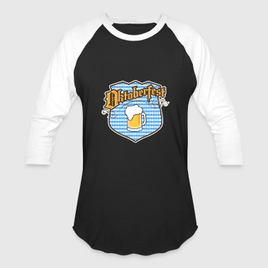 Beer Oktoberfest, Beer, Party Tee - Baseball T-Shirt