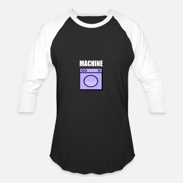 Machine MACHINE - Baseball T-Shirt