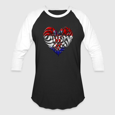 Croatia - Baseball T-Shirt