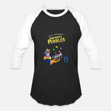 Infinity Food infinity pebbles - Baseball T-Shirt