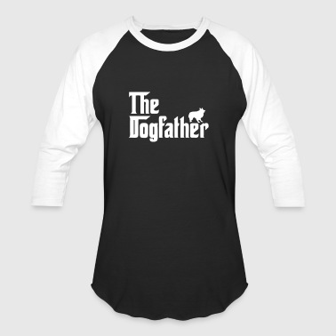 The Dogfather Parody - Baseball T-Shirt