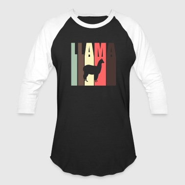 The lama - Baseball T-Shirt