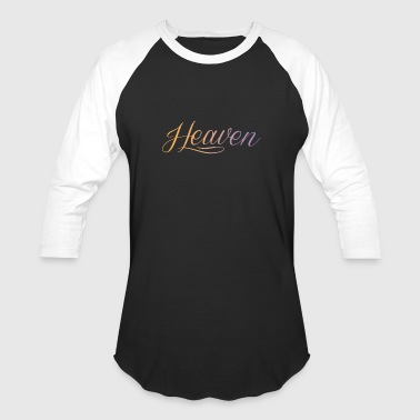 heaven - Baseball T-Shirt