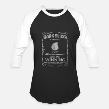 Hog Rider Clash of clans - Dark Elixir Clash Mash CoC Hog - Baseball T-Shirt