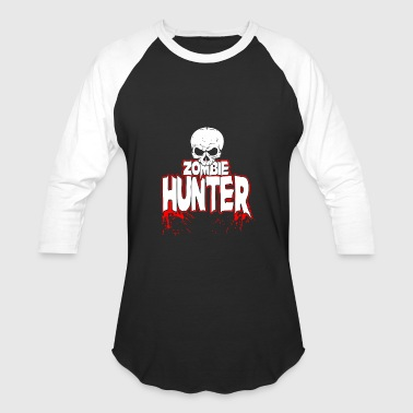 Zombie Hunter - Baseball T-Shirt