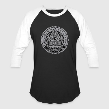 New world order - Baseball T-Shirt