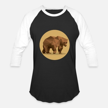 Brown Bear brown bear - Baseball T-Shirt