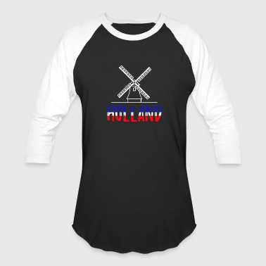 HOLLAND - Baseball T-Shirt