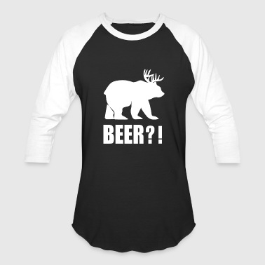 Beer - Awesome beer t-shirt for beer lovers - Baseball T-Shirt