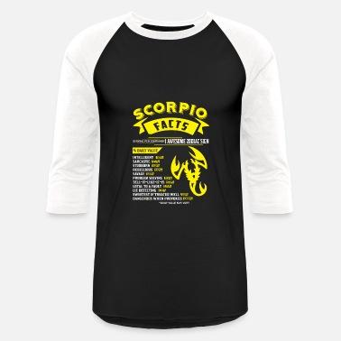 9749ed91 Scorpio Facts Zodiac Men's Premium T-Shirt | Spreadshirt
