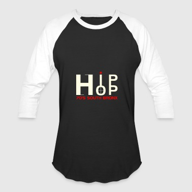 70's Hip Hop - Baseball T-Shirt