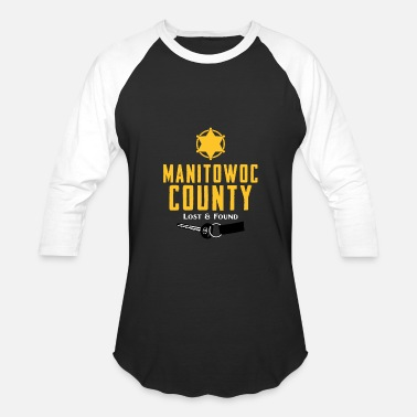 Citystate Manitowoc county - Lost and found - Baseball T-Shirt