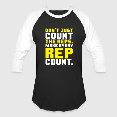Count Royal dont just count - Baseball T-Shirt