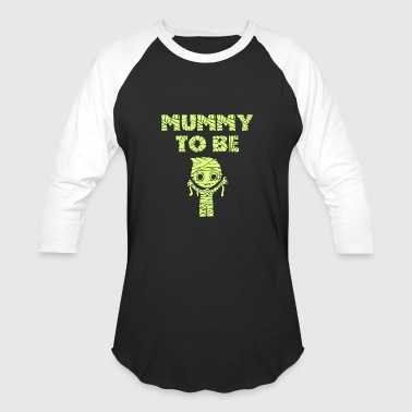 Mummy To Be - Baseball T-Shirt
