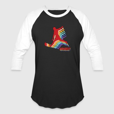 Rugby Rugby - Baseball T-Shirt