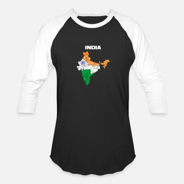 India Ink India - Baseball T-Shirt