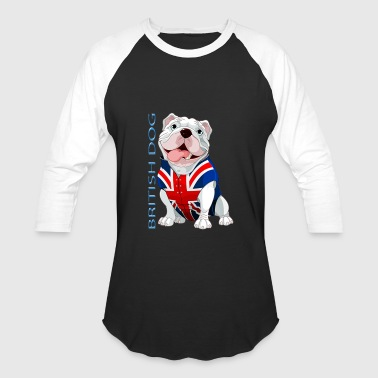 Benedict-cumberbatch British Dog - Baseball T-Shirt