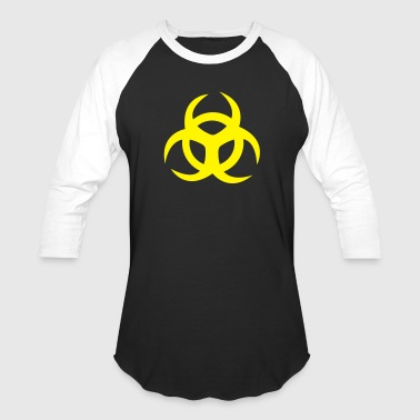 Bio Hazard - Baseball T-Shirt